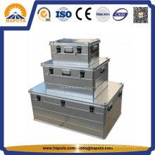 Boîte de récipient de stockage en aluminium 3-en-1 (HW-5002)