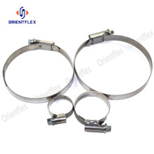 Best seller heat-resistance ss304 Jerman Screw Clamp