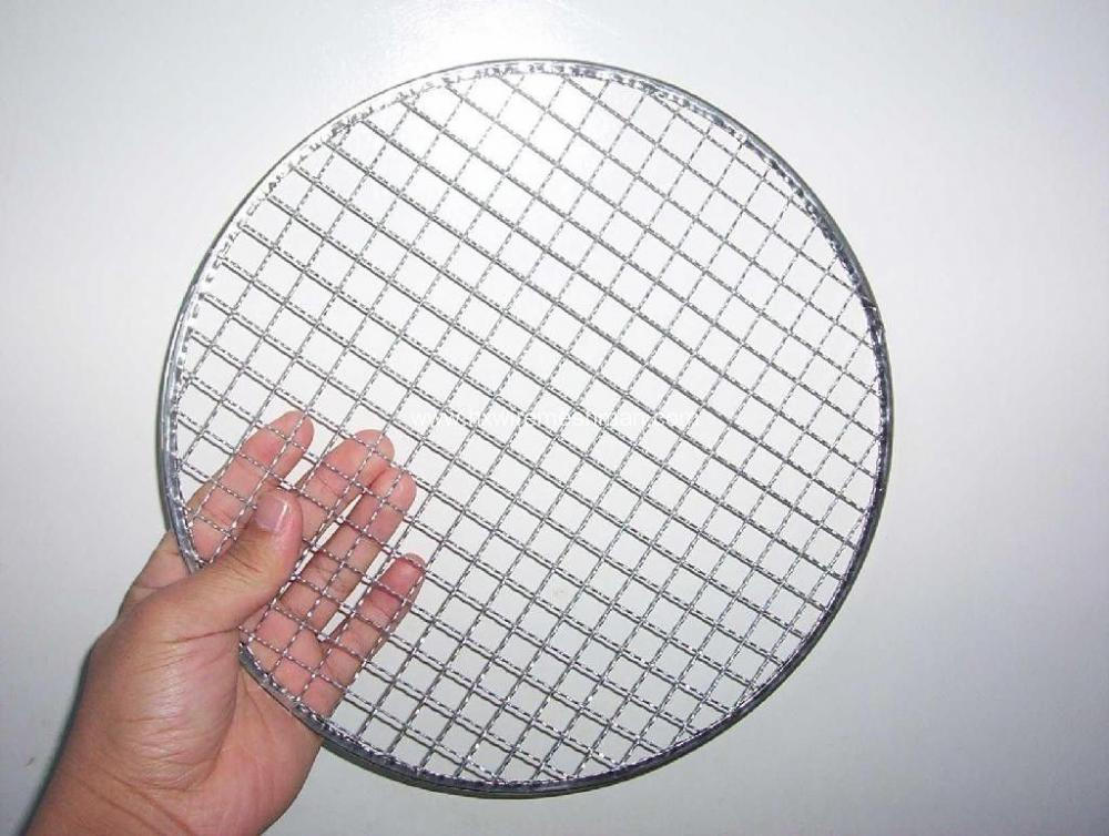 Crimped Wire Mesh for Roast