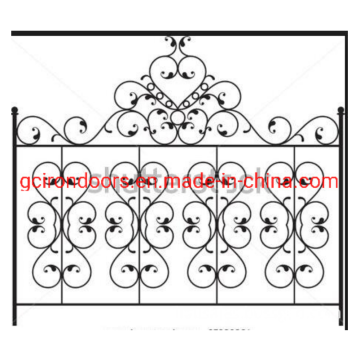 Wrought Iron Paint Metal Mesh Security Farm Fence