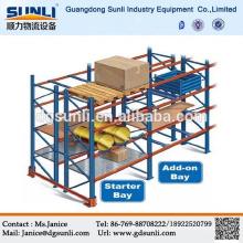 New Technology Boltless Storage Pallet Rack