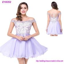 Wholesale Cheap Dresses Chiffon Evening Dress with Pleats Women Prom Dresses