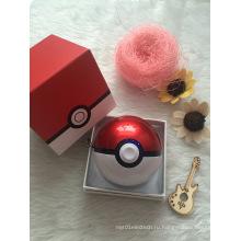 2016 Новейший 9000mAh- 12000mAh Pokemon Power Bank Pokemon Ball Go Power Банк зарядное устройство