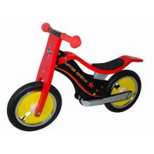 """Деревянный велосипед 12 """"Ridermax / Kid Rider / Велосипед для новорожденных / Баланс"""