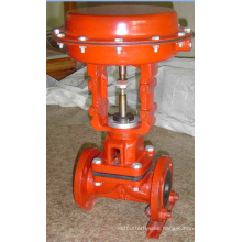 Cast Steel Wcb Pneumatic Diaphragm Valve
