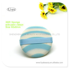 Promotional Round Makeup Sponge Customized Color and Shape