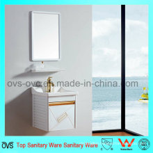 Fashion Promotional Vanity Wall-Mounted Aluminum Bathroom Cabinet