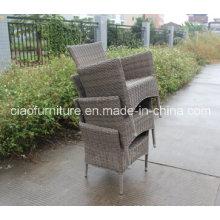 Chaise extérieure de chaise de meubles de rotin de Poly (8004AC)