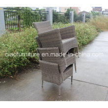 Poly Rattan Furniture Outdoor Chair Dining chair (8004AC)