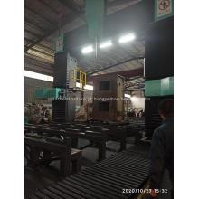 Máquina de perfuração CNC de canal de aço
