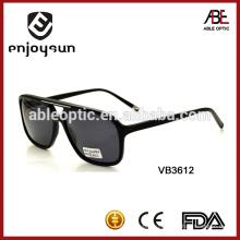 Солнцезащитные очки с двойным мостом ацетат 2015