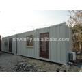 40 pies Fabricado Modern Ready Prefabricado Flat Pack Sala de estar Rendimiento expansible Casa contenedor
