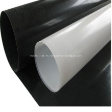 Geomembrana impermeable de 2.0mm para proyecto de relleno sanitario.