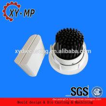 aluminum led profile heatsink die cast heat sink round for sreeting lighting coat