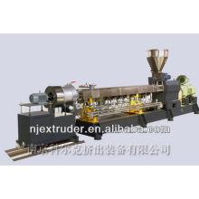 Высококонцентрированный пластиковый экструдер для производства маточной смеси EVA, PE, PP, ABS