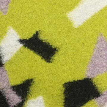 50% Шерсть 30% Полиэстер 20% Акриловая шерстяная ткань для пальто
