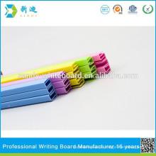 Streifen für Schreibtafel benutzerdefinierte pvc Rahmen