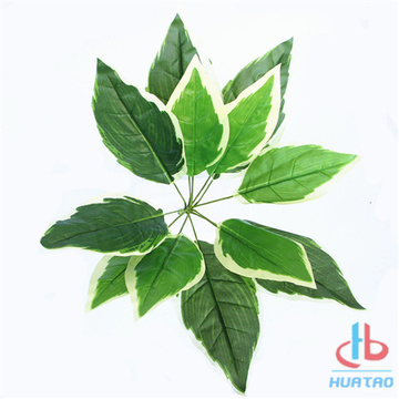 Artificial Green Laurel Leaves