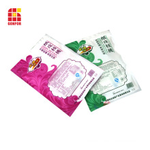 Multi-layer polyethylene laminated hermetic bag for dry food