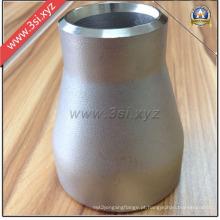 Redutor concêntrico de aço ANSI B16.9 (YZF-PZ111)