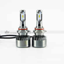 K6 9006 4800LM Led headlight kit white light single beam bulbs 40W 6000K with CE,ROHS