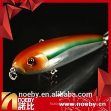 NOEBY 75mm floating pencil hard plastic lure