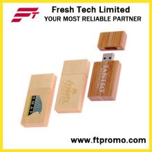Bambu personalizado e estilo de madeira USB Flash Drive (D820)