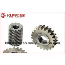 CNC máquina parte-engranaje