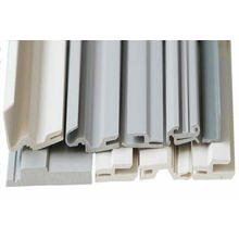 PP , ABS Extruded plastic parts plastic frame used in reefe