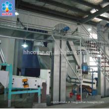Equipamento popular do equipamento de óleo vegetal da semente 50TPD