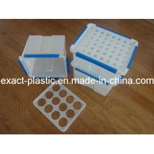 Custom Molded Plastic Container/Plastic Base/Plastic Top/Plastic Cover