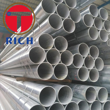 GI Carbon Steel Pipe Galvanized Tube untuk Air dan Gas