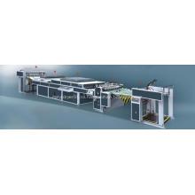 ZXSG-1200B автоматический УФ покрытие машины (одна Coater)