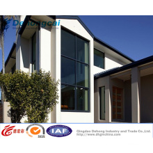 Günstige China Aluminium / PVC Festfenster