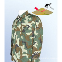 Mosquito Repellent Camouflage Military Fabric