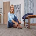 SPC Vinyl PVC Indoor Flooring