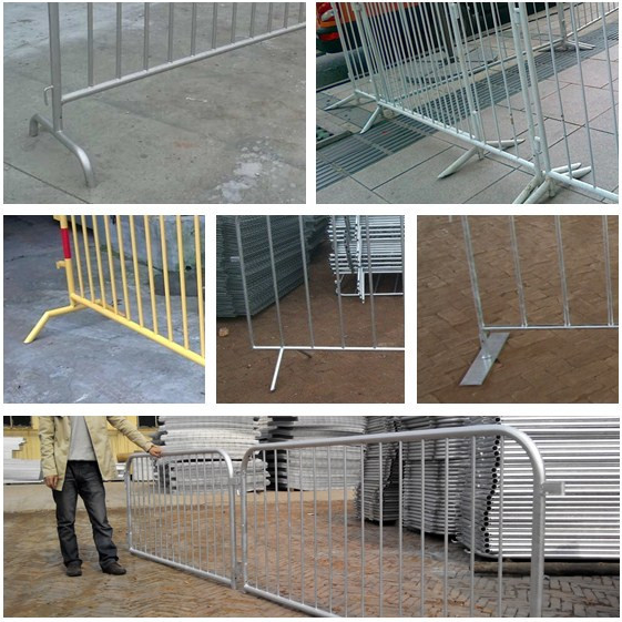 Safety Control Barriers