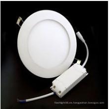 300mm 18W blanco SMD LED 3014 luz del panel LED