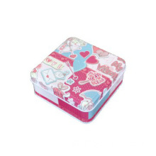 Square Gift Tin Box For Collecting Medicine,Decorations