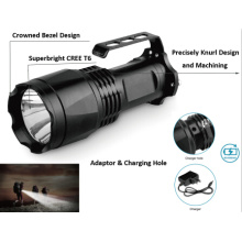 Bright Flashlight Rechargeable