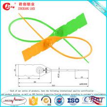Jcps-002 Material de plástico y sellos de seguridad de plástico estilo tira de sellado