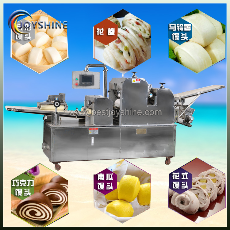 PLC Control Multifunctional square bread cutting machine