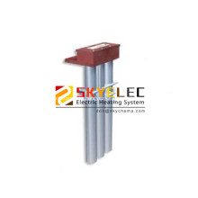 elemento de calentamiento eléctrico de titanio industrial