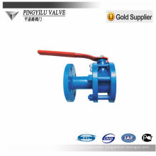 Carbon steel flanged ball valve PN1.6Mpa manufacturer