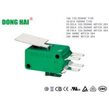 Microinterruptor multifuncional para herramientas eléctricas