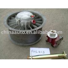 Ventilador de partes del motor diesel para Deutz f10l413