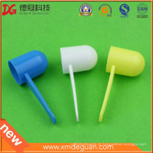 Preço favorável colorido personalizado plástico concha