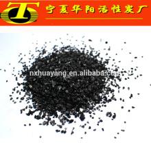 Carbón activado granular de malla 4x8