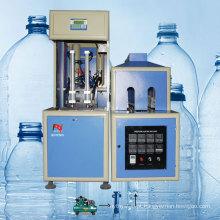 Máquina de moldagem por sopro semi-automática com garrafa de água de plástico de 2 L