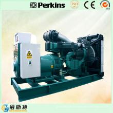 Générateur de moteur à moteur diesel à moteur électrique 500kVA insonorisé